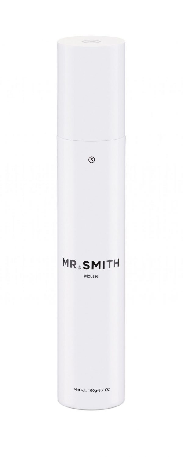 MR.SMITH - Mr. Smith Styling - Mousse